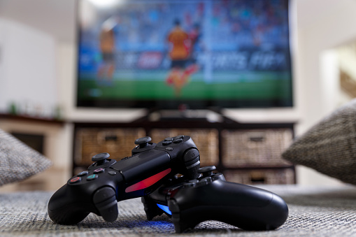 Les divers consoles pour les jeux vidéo