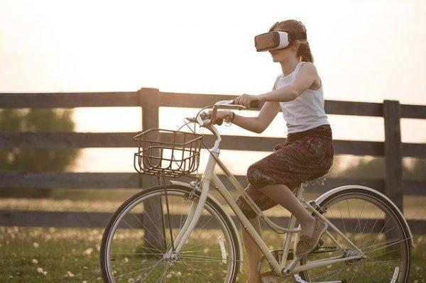 Le principe de la réalité virtuelle!